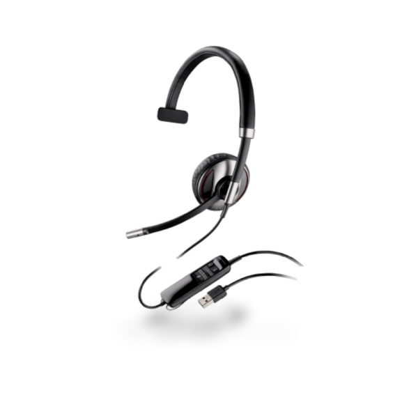 Plantronics Blackwire C710 Corded USB Headset