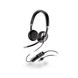Plantronics Blackwire C720 Stereo Wideband USB Headset