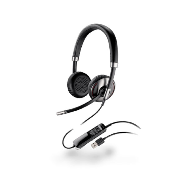 Plantronics Blackwire C720 Stereo Wideband USB Headset