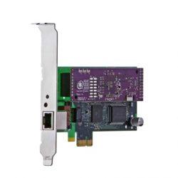 TE121B Single Span PR ISDN (E1) PCI-e Card with VPMADT032