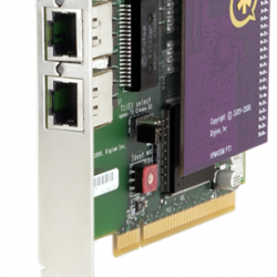 TE212P Dual Span PR ISDN (E1) 3.3V PCI Card with VPMOCT064