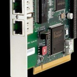 TE220 Dual Span PR ISDN (E1) PCI-e Card