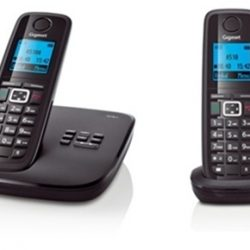 Siemens A510 DUO Gigaset Handset without Answering Machine