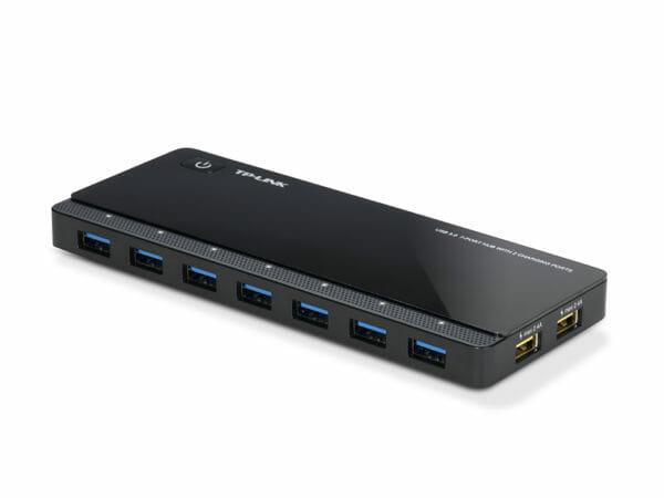 TP-Link USB 3.0 7-Port Hub with 2 Charging Ports