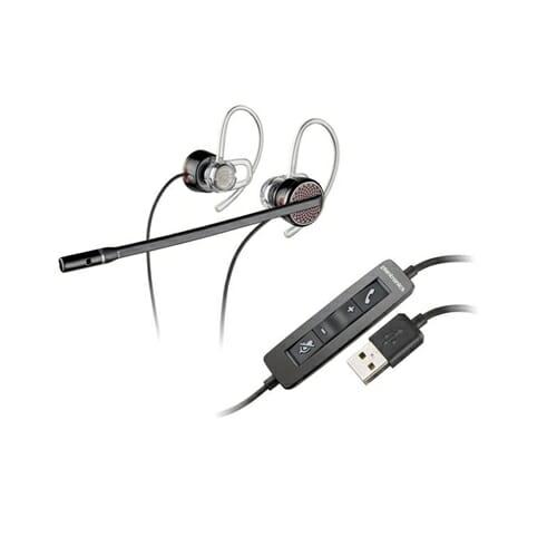 Plantronics BLACKWIRE C435 USB Corded HEADSET