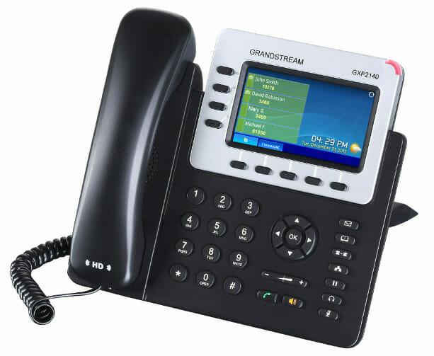 Grandstream GXP2140 High End IP Phone