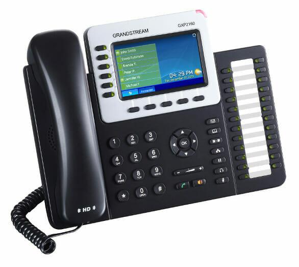 Grandstream GXP2160 HD PoE IP Phone