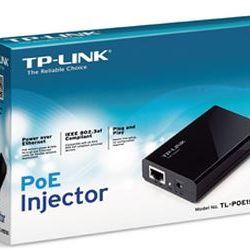 TP-Link PoE Injector (TL-POE150S)