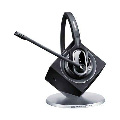Sennheiser DW Pro 1 DECT Monaural Wireless Headset