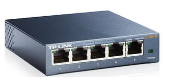 TL-SG105 - TP-Link SG105 5port Switch Desktop,Gigabit,Steel Case