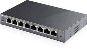 TP-Link 8-Port Gigabit Easy Smart Switch with 4-Port PoE (TL-SG108PE)
