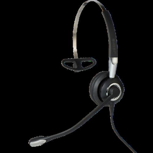 Jabra BIZ 2400 II Mono 3-1 Wearing Style, Noise Cancelling Mic, Wideband, QD Variant