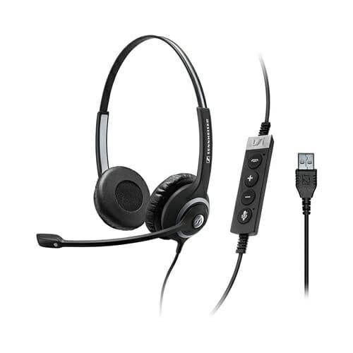 Sennheiser SC 260 USB CTRL II Binaural Wired Headset