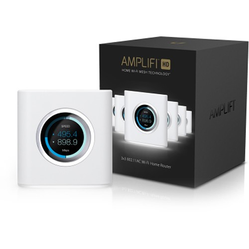 Ubiquiti AmpliFi HD MESH Router