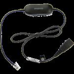 Jabra GN 1200 Smart Jabra Cord, 1m Straight