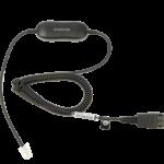 Jabra GN 1200 Smart Jabra Cord, 2m Curly