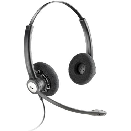 Plantronics HW121N Entera Wideband Binaural NC Headset
