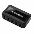 Sennheiser Multi USB Power Distributor - charges up to 7 headsets via CH 10 cables. Requires DW Office power supply and CH 10 cables (not included) (MCH 7)