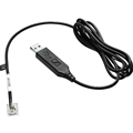 Sennheiser CEHS-CI 02 Cisco adaptor cable for electronic hook switch - 8900 and 9900 series, terminated in USB