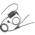 Sennheiser Shoretel adaptor cable for electronic hook switch - for IP 212k, 230/230g, 265, 560/560g and 565/565g handsets (CEHS-SH 01)
