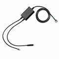 Sennheiser Polycom adapter cable for electronic hook switch - Soundpoint IP 430 and above (CEHS-PO 01)