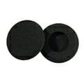 Sennheiser Acoustic Foam ear pads, small for SH 230 + SH 250 + SH 310 + 320 + 330 + 333 + 335 + 340 and CC 510 + 513 + 520 + 530 - HZP 21