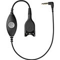 Sennheiser CMB 01 CTRL Adapter cable with hook switch and 3.5mm jack