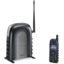 SP935BASE 10 line + 1 pstn line base unit with ac adaptor and internal antenna