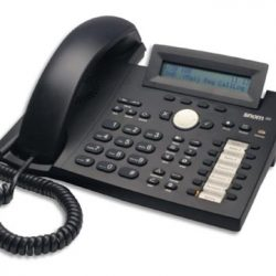 SNOM 320 UC - Snom-320 Fast Ethernet IP Phone with SNOM UC Edition Firmware