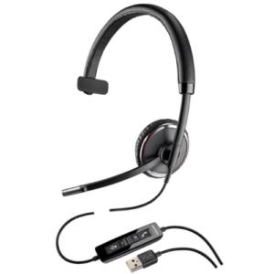 Plantronics Blackwire C510 Monaural Wideband USB Headset