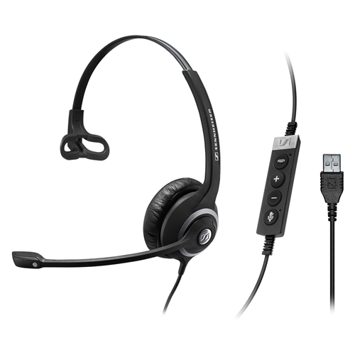 Sennheiser Circle™ SC 230 USB Ctrl II Monaural Headset
