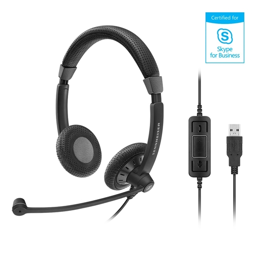 Sennheiser SC 70 USB MS Wired Headset