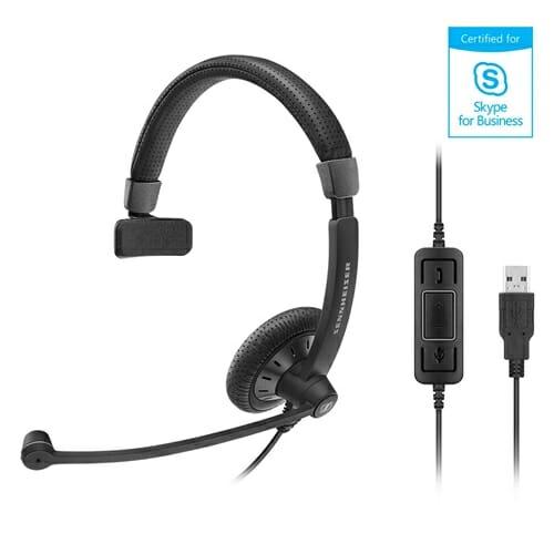 Sennheiser SC 40 USB MS Wired Headset
