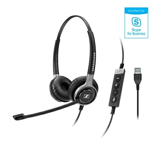 Sennheiser SC 660 USB ML Binaural Headset