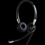 Jabra BIZ 2400 II Duo, Noise Cancelling Mic, Wideband, QD Variant