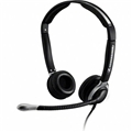 Sennheiser CC 520 IP Binaural wideband headset.