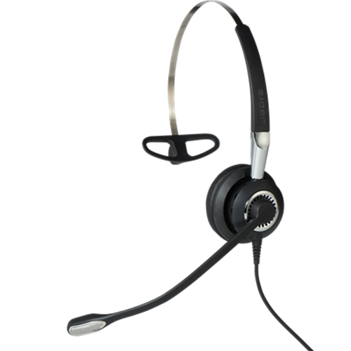 Jabra BIZ 2400 II Mono Headband
