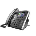 Polycom VVX 401 12-line IP Desktop Phone with HD Voice.