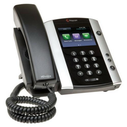 Polycom VVX 501 12 Line IP Business Media Phone