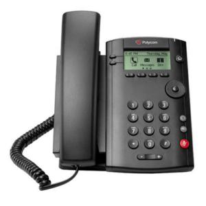 Polycom VVX 101 1 line Desktop Phone