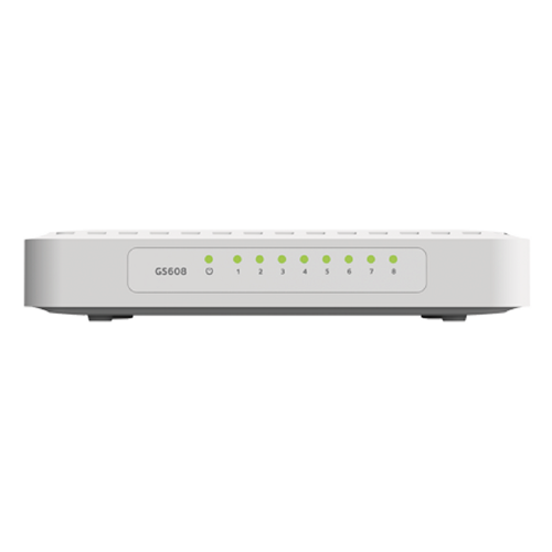 NETGEAR GS608AU - GS608 8PT GIGABIT SWITCH
