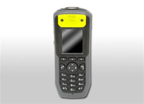 AVAYA 3749 DECT Handset - Intrinsically Safe for industrial environments