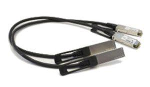 MERAKI 40GBE QSFP CABLE, 0.5 METER