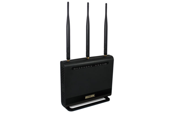 Billion BiPAC 8700AXL - 1600  Triple-WAN Wireless 1600Mbps, 3G/4G LTE and VDSL2/ADSL2+ Firewall Router