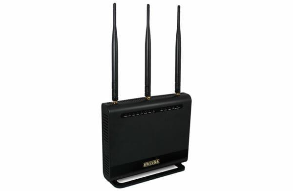 Billion BiPAC 8700AXL - 1600 Triple-WAN Wireless 1600Mbps, 3G/4G LTE and VDSL2/ADSL2+ Firewall Router