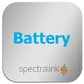 Spectralink PIVOT:S (8742) & PIVOT:SC (8744) Standard Battery