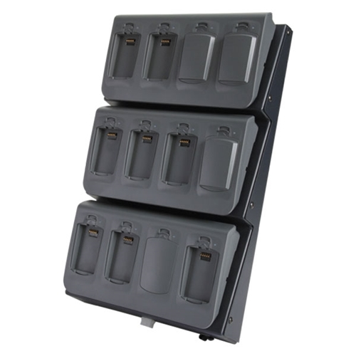 Spectralink 84-Series12 bay multi-charger with universal PS