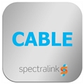Spectralink 8400 Series USB Provisioning Cable