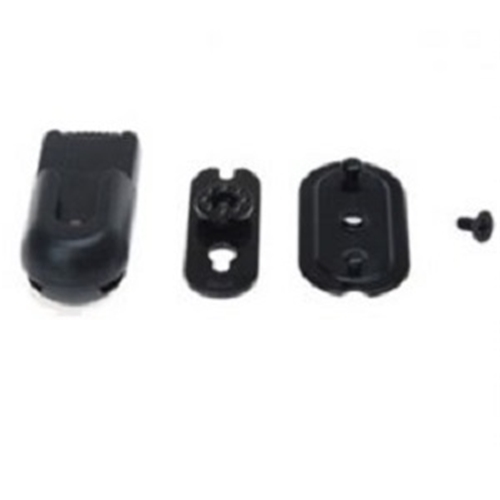 Clip and clip assembly for SpectraLink silicone cases