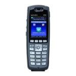 Spectralink 8441 Handset only, BLACK w/Lync Support.